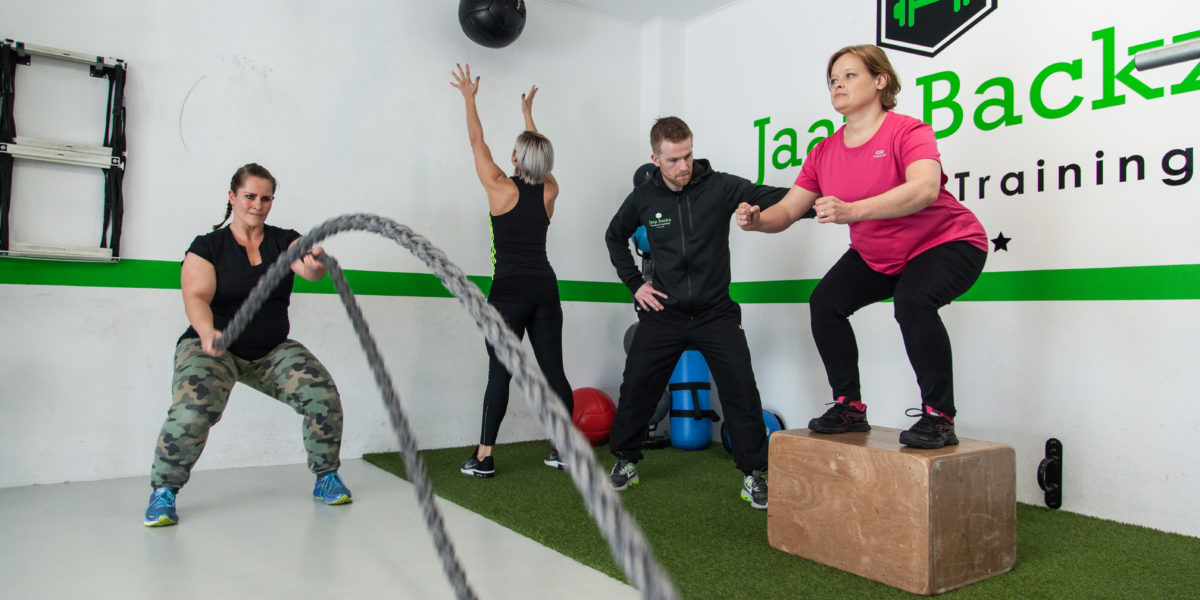 Personal Group Training